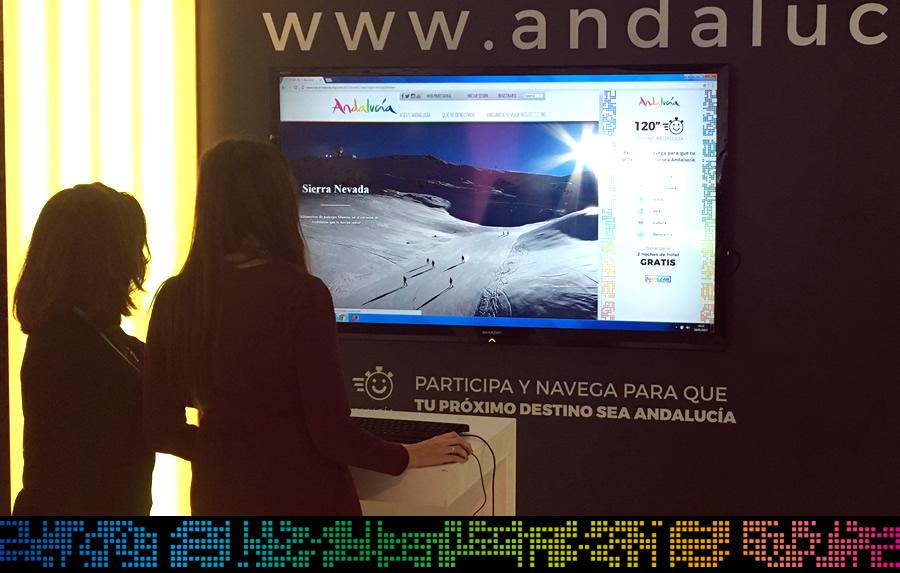 120'' Destino Andalucía